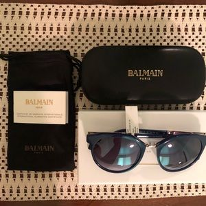 8d92ec42e5fa88 Balmain Sunglasses for Women | Poshmark